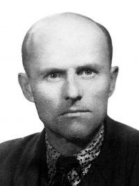 Edward Krepski policjant z dawnych lat