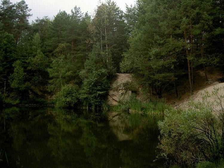 Przygoda w Białogońskim kamieniołomie