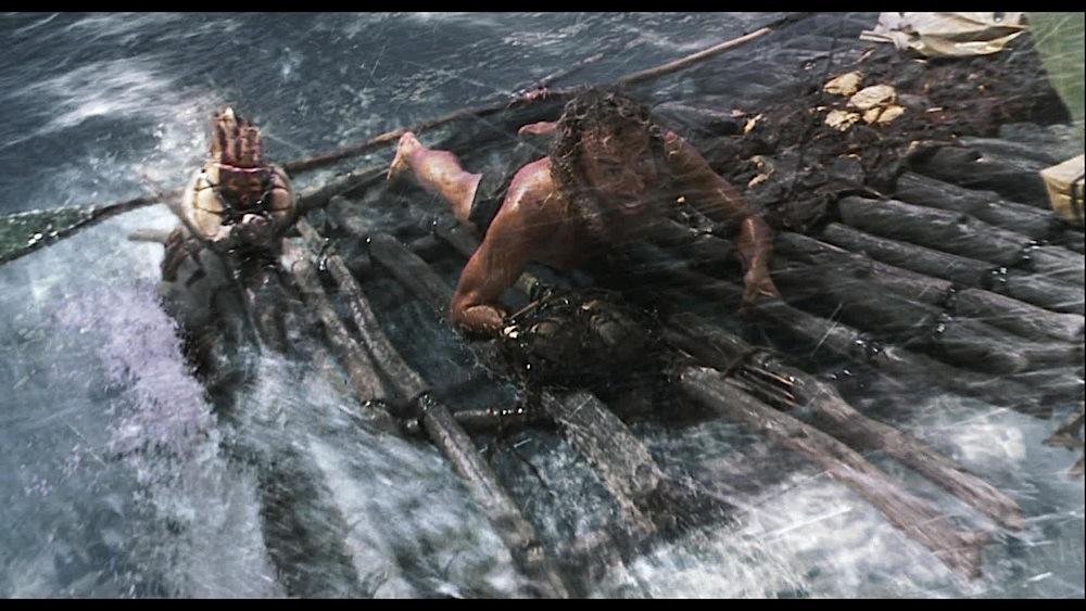 Rozbitek z krążownika Amiral Charner