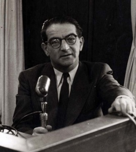 Rudolf Israel Kastner, also known as Rezső Kasztner (1906 – 15 March 1957),