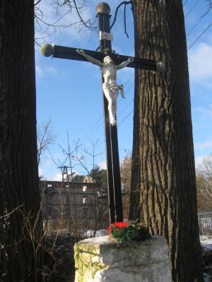 """Trupieniec i """"Szwedzki Krzyż"""""""