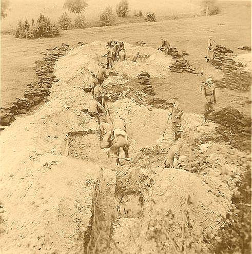 Brzegi 1945