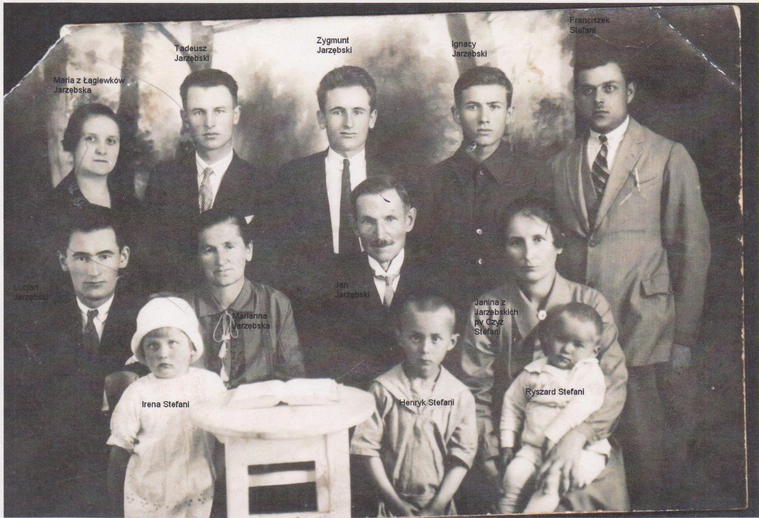 Ignacy Jarzębski – żołnierz NSZ