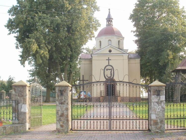 Kościół Św Izydora w Posłowicach