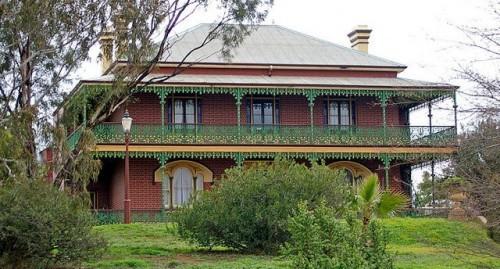 Posiadłość Monte Cristo w Australii