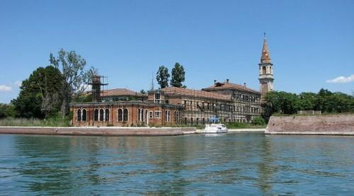 Wyspa Poveglia – Włochy