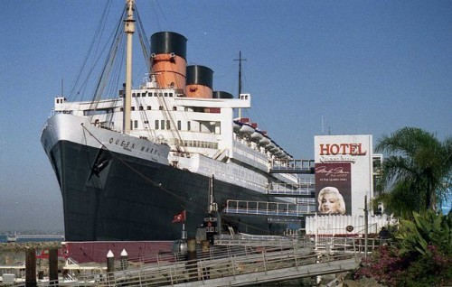 Hotel Queen Mary – Kalifornia,