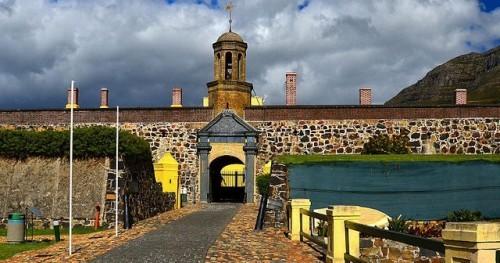 Zamek Dobrej Nadziei – Kapsztad, Południowa Afryka