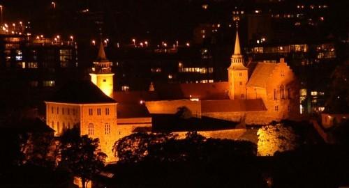 Twierdza Akershus – Oslo, Norwegia