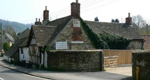 Starożytny zajazd Ram – Gloucestershire, Anglia