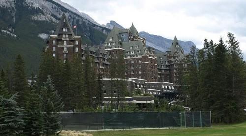 Hotel Banff Springs – Alberta, Kanada