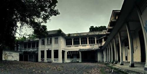 Stary Szpital Changi – Changi, Singapur