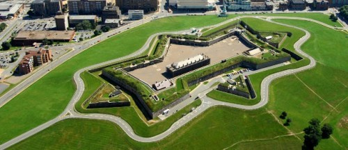 Fort George, Cytadela – Nowa Szkocja, Kanada