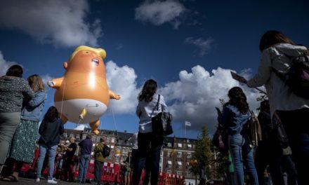 Donald Trump odwołał wizytę w Danii i Polsce