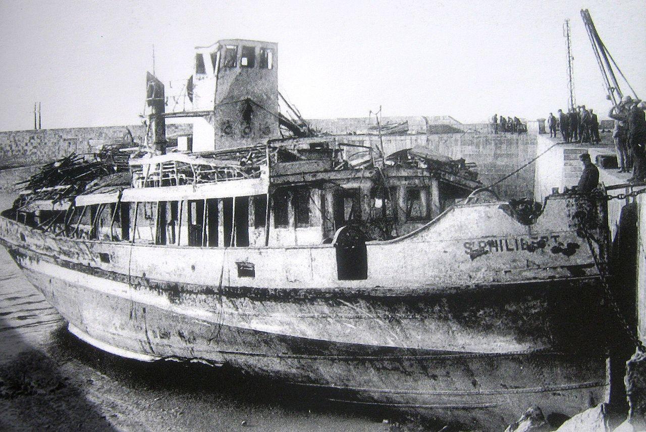"Saint Philibert ""Mały Titanic"""