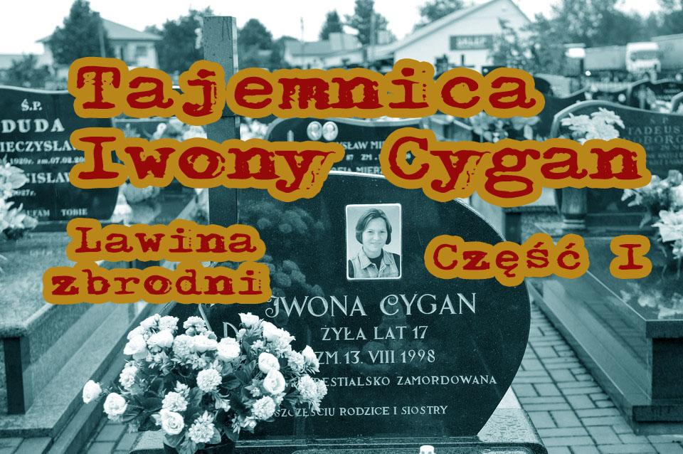 Tajemnica Iwony Cygan – Lawina zbrodni cz. I