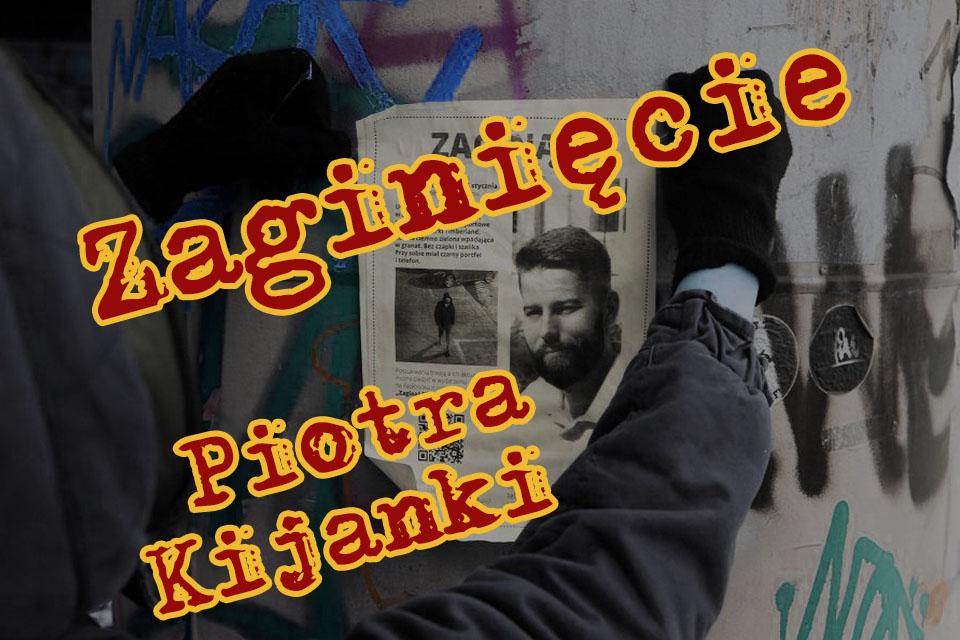 Zaginięcie Piotra Kijanki
