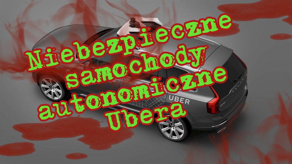 Ofiara śmiertelnego eksperymentu Ubera z samochodem autonomicznym w Arizonie